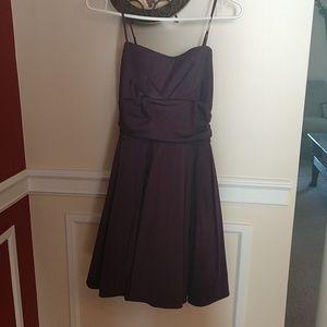 Women's dress by Fe. Burgundy size Large.
